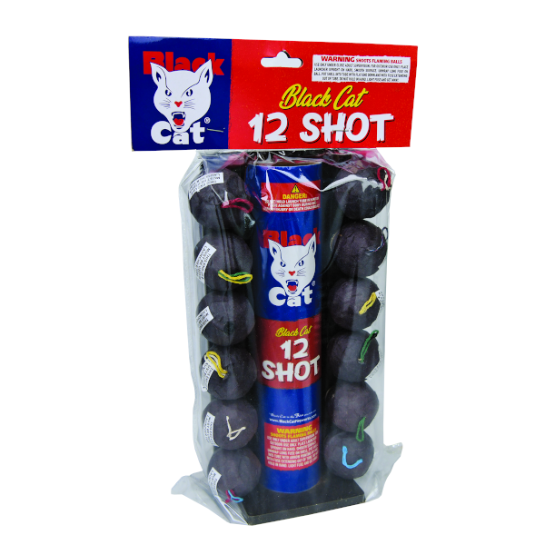 12 Shot Bagged