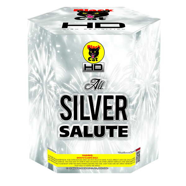 All Silver Salute