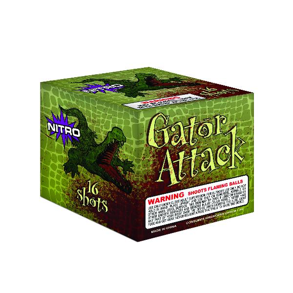 Gator Attack