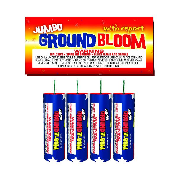 Jumbo Ground Bloom Report