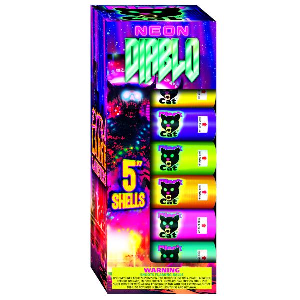 Neon Diablo